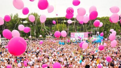 Photo of RACE for the CURE – Roma – maggio 2018
