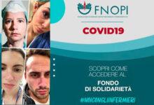 Photo of FNOPI proroga il fondo di solidarietà #NoiConGliInfermieri