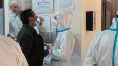 Photo of OPI L'Aquila: il lavoro dei nostri infermieri durante lo screening di massa di esempio per le altre province