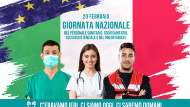 Photo of Giornata degli operatori sanitari, un minuto di silenzio per ricordare